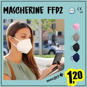 Speciale mascherine FFP2